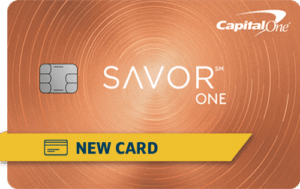Capital One Savorone Student Card Art 8 18 21