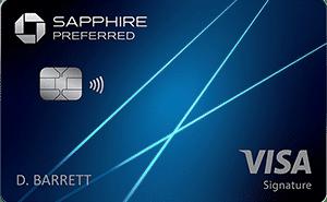 Sapphire Preferred Card Art 8 17 21
