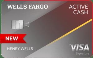 Wells Fargo Active Cash Card Art 8 5 21
