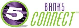 Bank5 Connect Logo