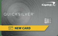 Capital One Quicksilver Student Cash Rewards