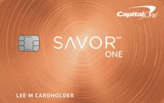 Capital One Savorone Student Cash Rewards