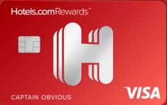 Hotels Com Rewards Visa Credit Card