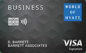 Hyatt Business Card Art 10 7 21