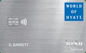 World Of Hyatt Card Art 10 1 21