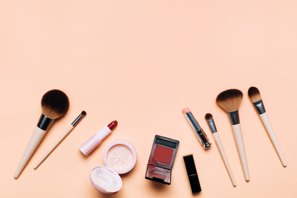 Makeup Set Lipstick Brushes Eyeliner